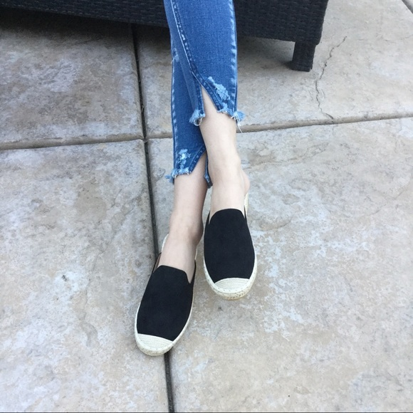 dd8f7784d Shoes | Just In Open Back Espadrilles | Poshmark